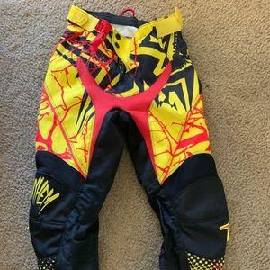 Kids dirtbike pants
